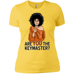 T-Shirts Vibrant Yellow / X-Small Keymaster Women's Premium T-Shirt