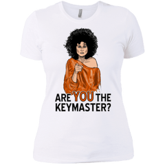 T-Shirts White / X-Small Keymaster Women's Premium T-Shirt