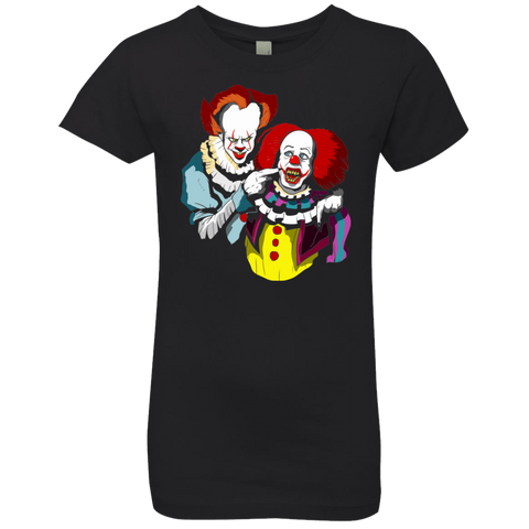 Killing Clown Girls Premium T-Shirt