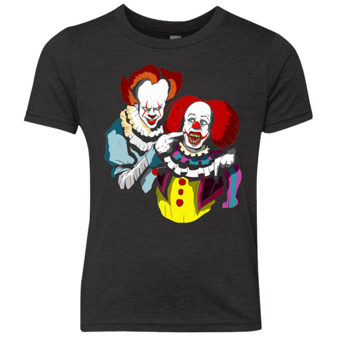 Killing Clown Youth Triblend T-Shirt