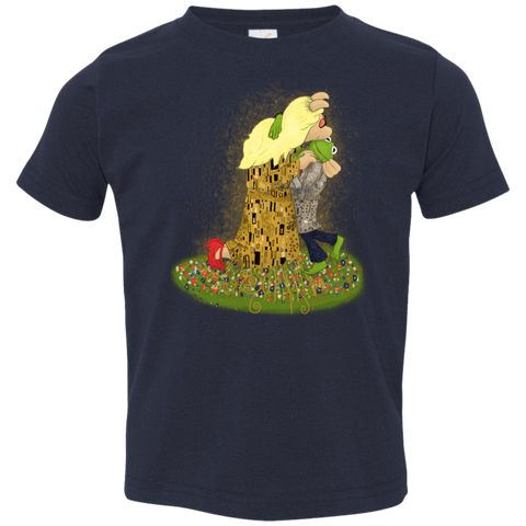 Kiss of Muppets Toddler Premium T-Shirt