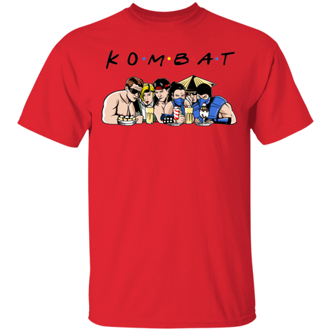 Kombat Friends T-Shirt