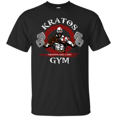 T-Shirts Black / S Kratos Gym T-Shirt