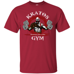 T-Shirts Cardinal / S Kratos Gym T-Shirt