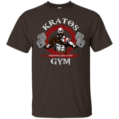 T-Shirts Dark Chocolate / S Kratos Gym T-Shirt
