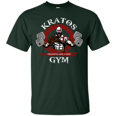 T-Shirts Forest / S Kratos Gym T-Shirt