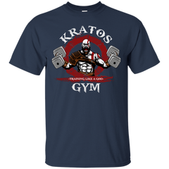 T-Shirts Navy / S Kratos Gym T-Shirt