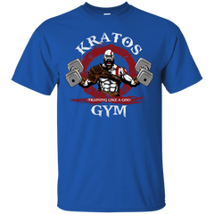 T-Shirts Royal / S Kratos Gym T-Shirt