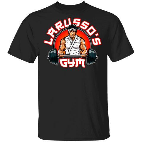 T-Shirts Black / S Larusso's Gym T-Shirt
