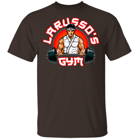 T-Shirts Dark Chocolate / S Larusso's Gym T-Shirt