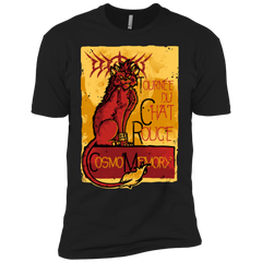LE CHAT ROUGE Boys Premium T-Shirt