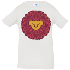 Leaf Mane Mandala Infant PremiumT-Shirt