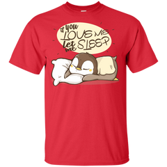 Let Me Sleep T-Shirt