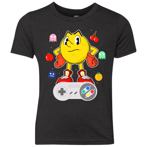 Lever Pac-Man Youth Triblend T-Shirt