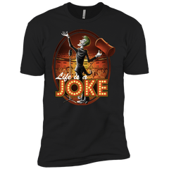T-Shirts Black / YXS Life Is A Joke Boys Premium T-Shirt