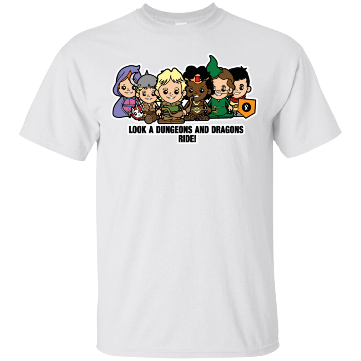 Lil Dungeons and Dragons T-Shirt