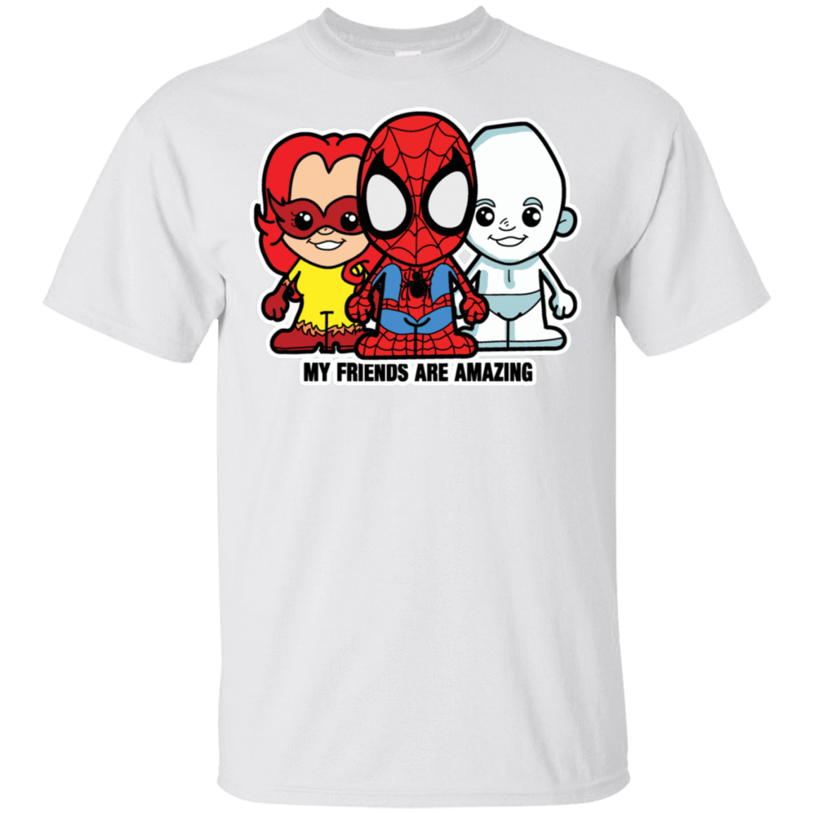 Lil Spidey and his Amazing Friends T-Shirt