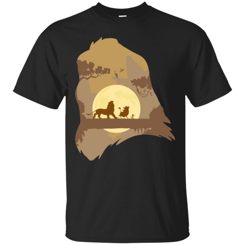Lion Portrait T-Shirt