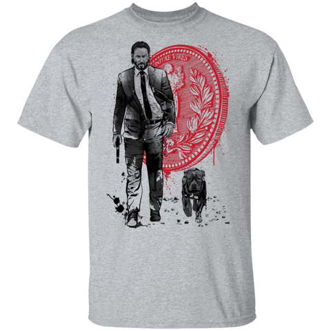 Lone Hitman and Cub T-Shirt