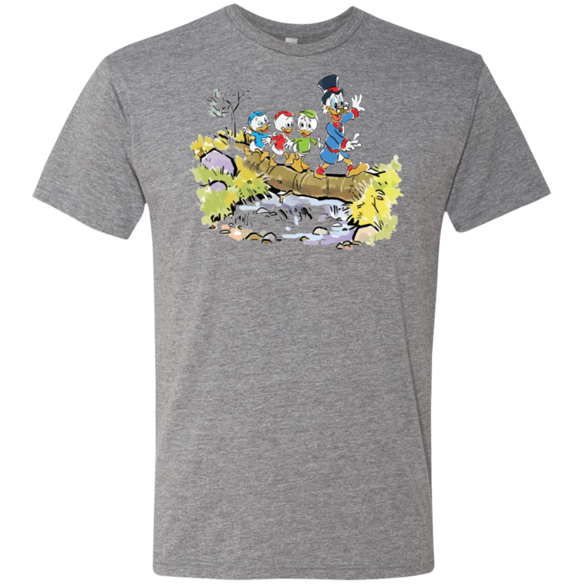 T-Shirts Premium Heather / Small Looking for Adventure Men's Triblend T-Shirt