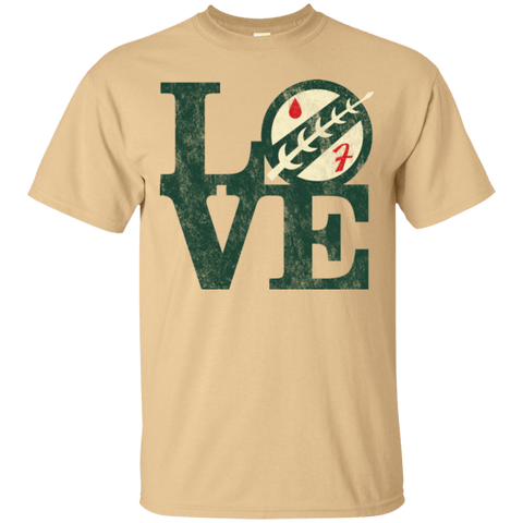 T-Shirts Vegas Gold / Small LOVE Boba T-Shirt