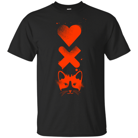 Love Dead Cats T-Shirt