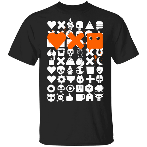 T-Shirts Black / S Love Death and Robots T-Shirt