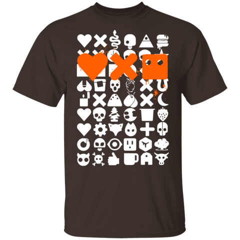 T-Shirts Dark Chocolate / S Love Death and Robots T-Shirt