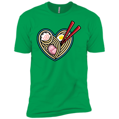 T-Shirts Kelly Green / YXS Love Ramen Boys Premium T-Shirt