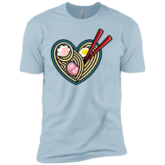 T-Shirts Light Blue / YXS Love Ramen Boys Premium T-Shirt
