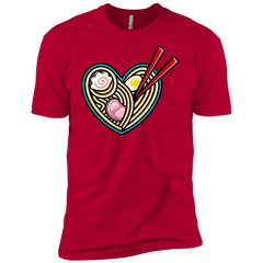 T-Shirts Red / YXS Love Ramen Boys Premium T-Shirt
