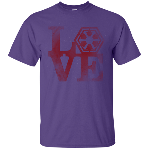 T-Shirts Purple / Small LOVE Sith T-Shirt