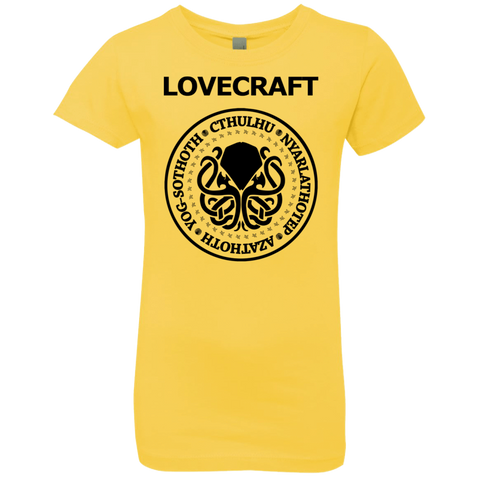 Lovecraft Girls Premium T-Shirt