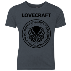 Lovecraft Youth Triblend T-Shirt