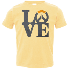 T-Shirts Butter / 2T Loverwatch Toddler Premium T-Shirt