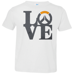 T-Shirts White / 2T Loverwatch Toddler Premium T-Shirt