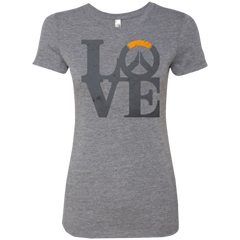 T-Shirts Premium Heather / Small Loverwatch Women's Triblend T-Shirt