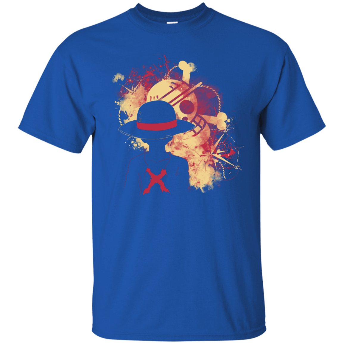 T-Shirts Royal / S Luffy 2018 T-Shirt