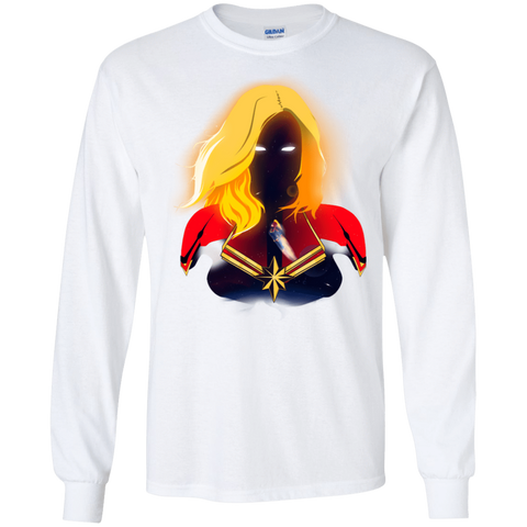 M A R V E L Men's Long Sleeve T-Shirt