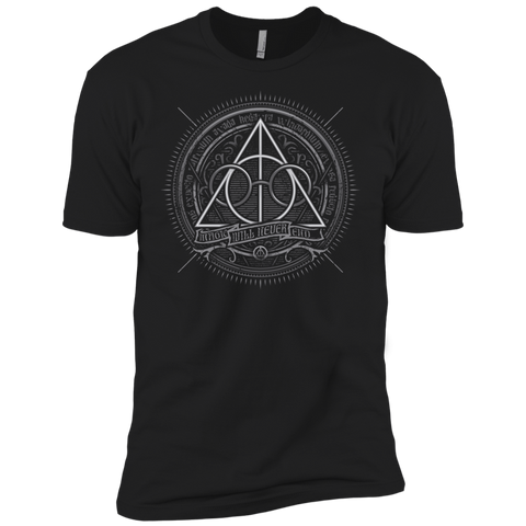 T-Shirts Black / X-Small Magic Will Never End Men's Premium T-Shirt