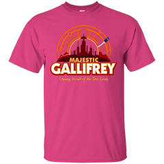 T-Shirts Heliconia / Small Majestic Gallifrey T-Shirt
