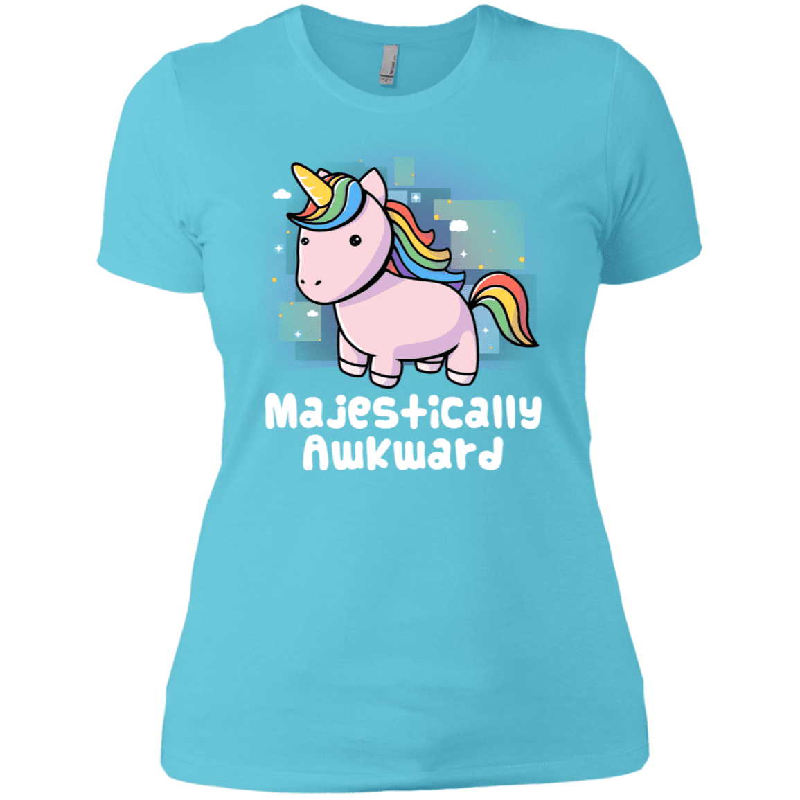 Majestically Awkward Women's Premium T-Shirt