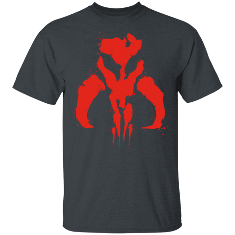 T-Shirts Dark Heather / S Mandalorian T-Shirt
