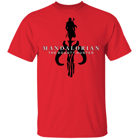 Mandalorian The Bounty Hunter T-Shirt