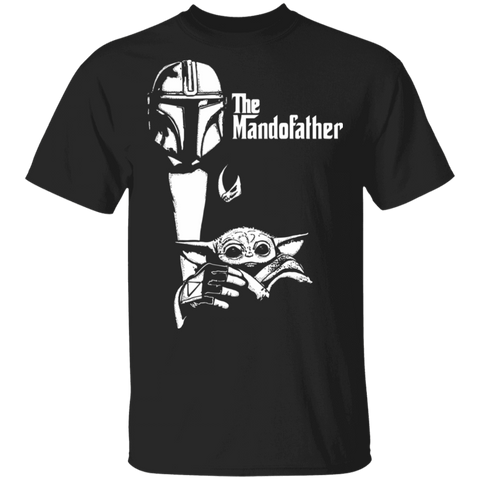 Mando Father T-Shirt