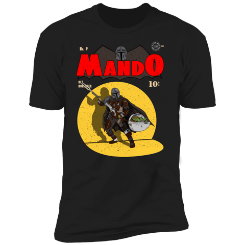 Mando Men's Premium T-Shirt