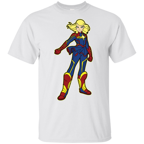 Mar-vel Princess of Power T-Shirt