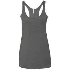 T-Shirts Premium Heather / X-Small Mastodon Women's Triblend Racerback Tank