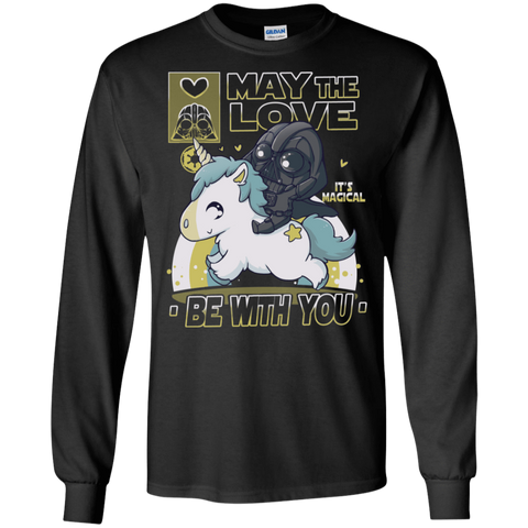 May the Love Men's Long Sleeve T-Shirt