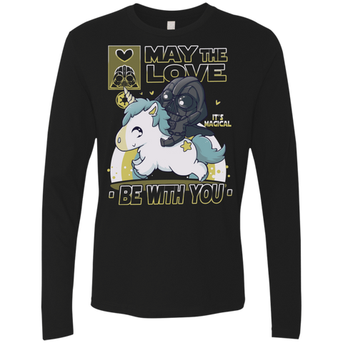 May the Love Men's Premium Long Sleeve